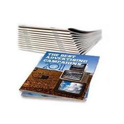 Brochure 21x21 cm colour